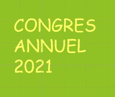 Congrès annuel 2021